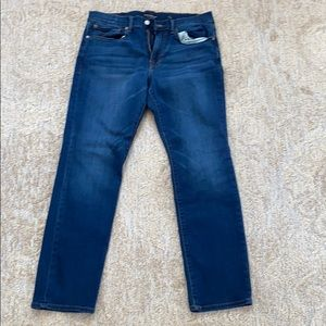 Lucky brand men's jeans 33x30 slim fit